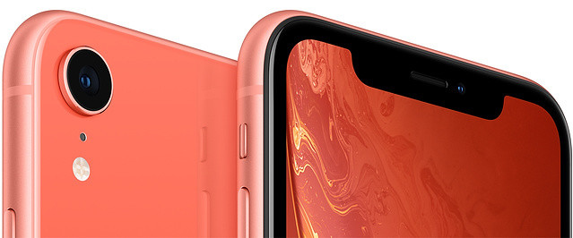 iphone xr coral color-2019 pantone