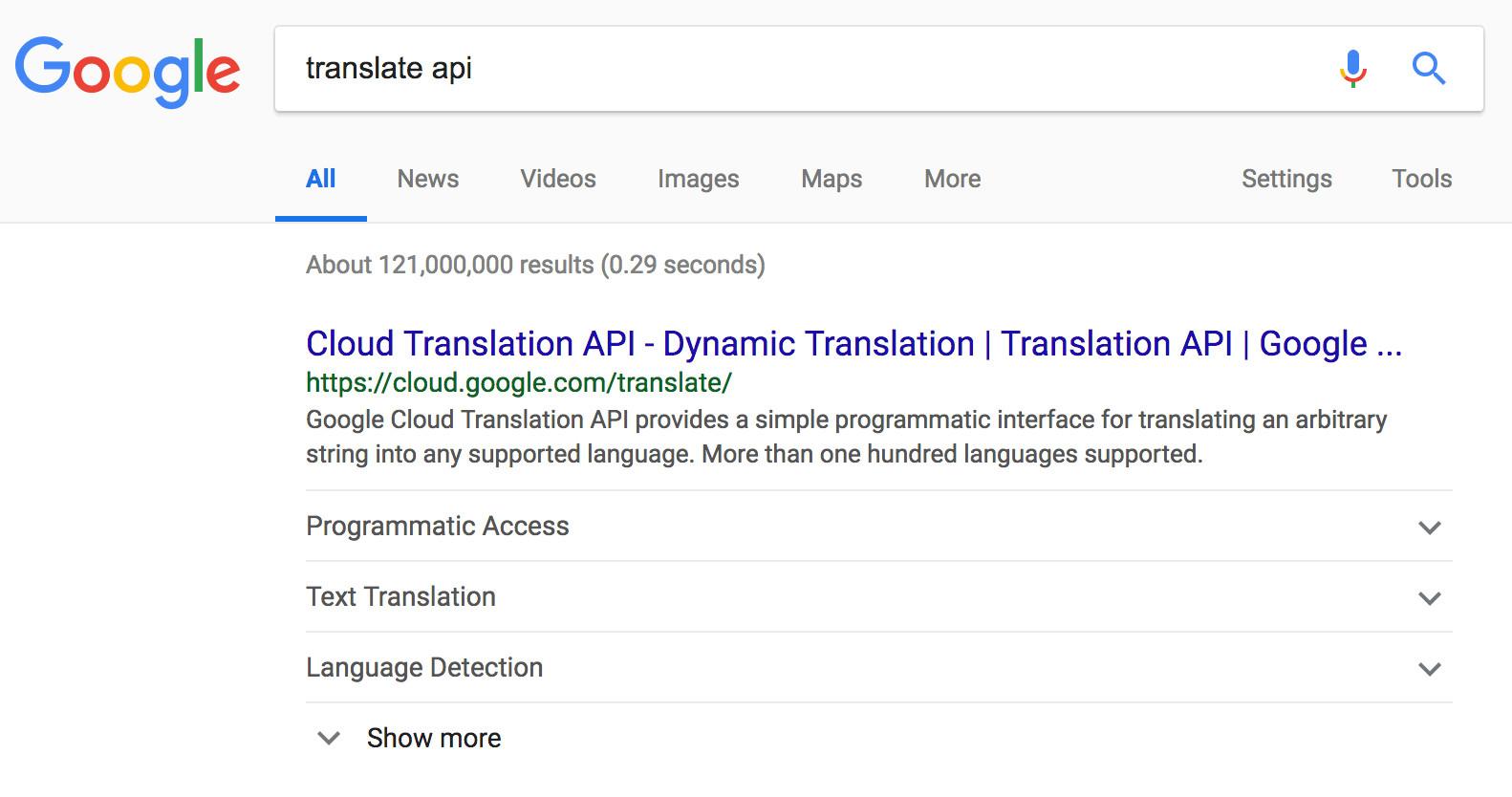 Google全新Sitelink格式下拉式摘要-鯊客科技SEO優化公司