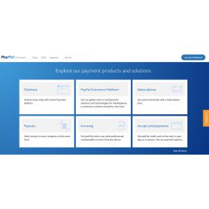 【SharkEC第三方服務串接教學】Paypal金流申請步驟